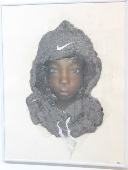 Nike Hoodie lint sweatshirt strings tapephoto